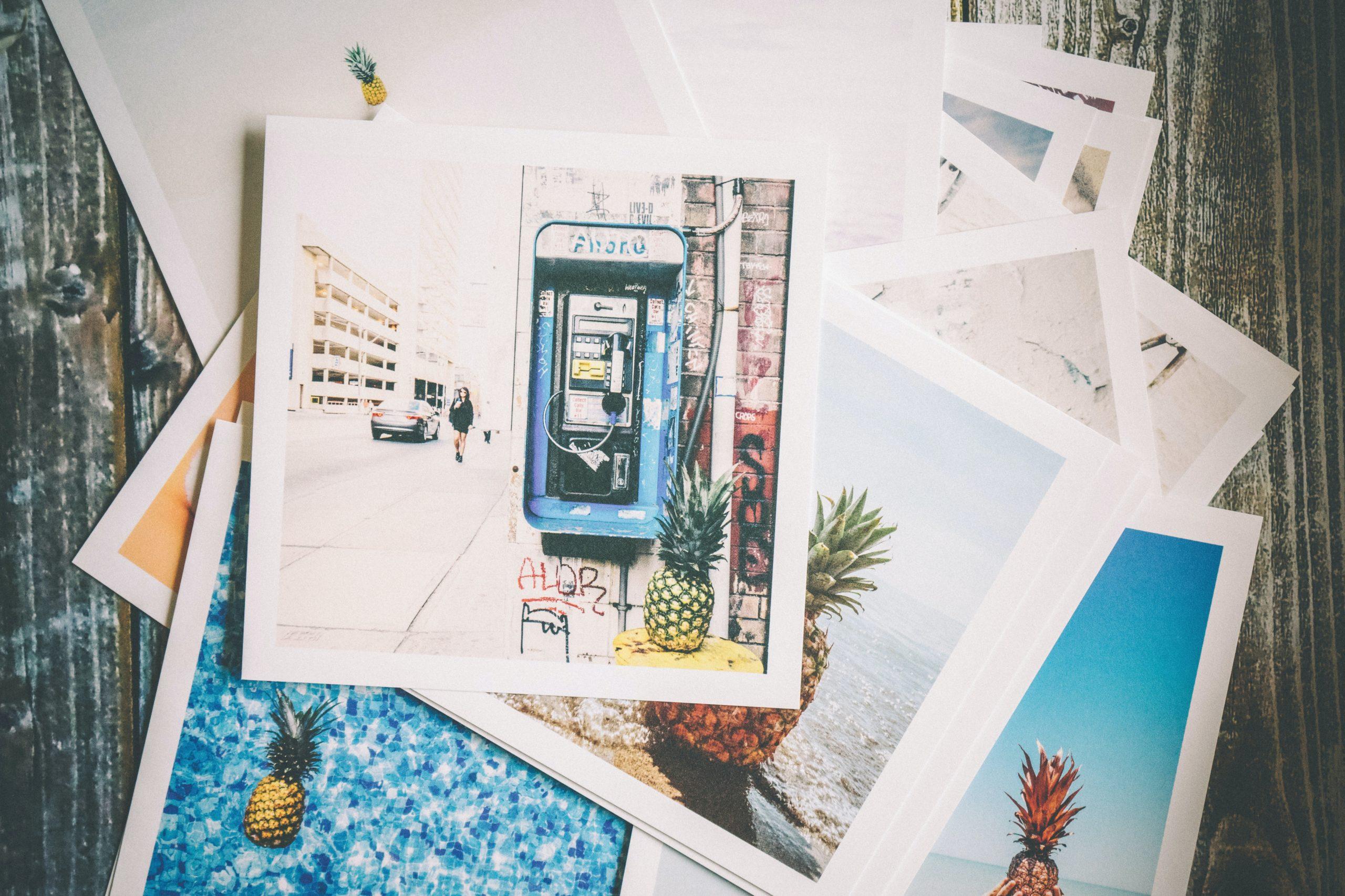 Postkarten, Flyer, Postkarte Werbung, Marketing, Printwerbung, Verteiler